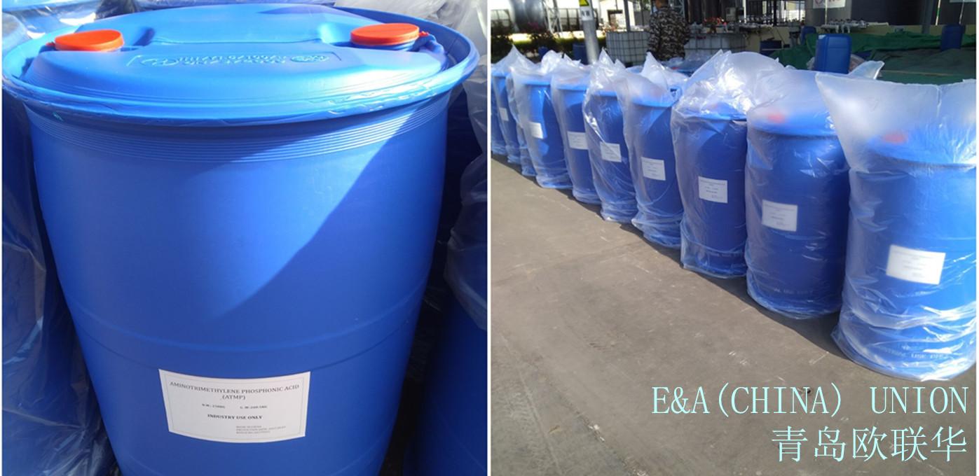 Фото амино-триметилфосфоновой кислоты в упаковке от компании EAUnion