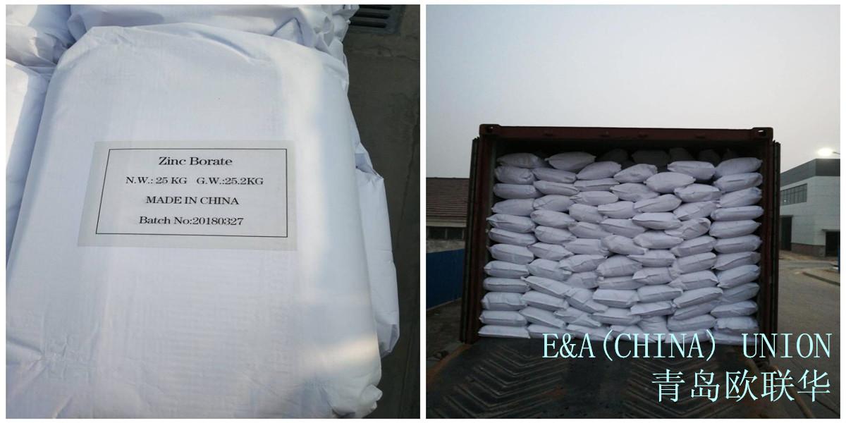 Фото борат цинка в упаковке от компании EAUnion
