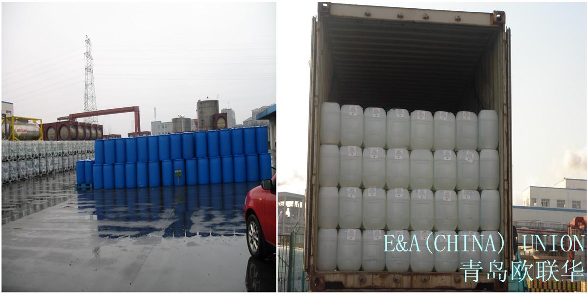 Фото фосфорной кислоты в упаковке от компании EAUnion
