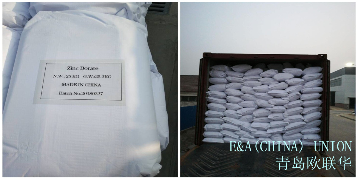 Photos of Zinc borate in the package from the company EAUnion