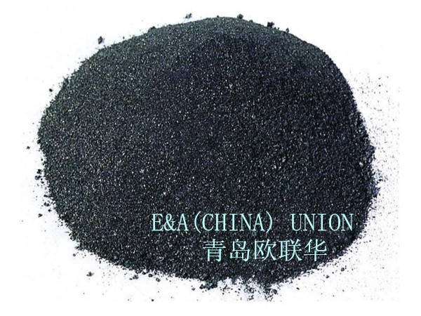 Artificial graphite powder in the package from the company EAUnion